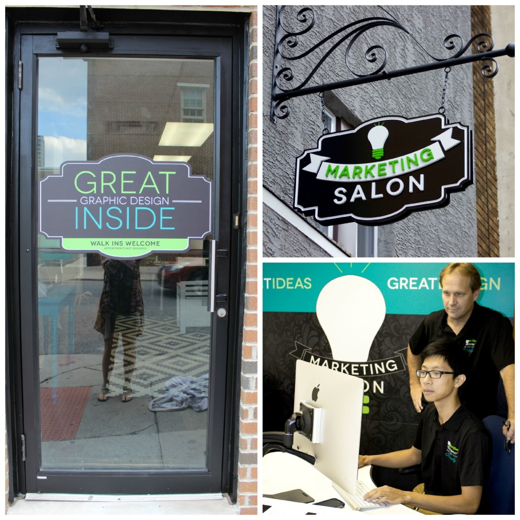 Marketing Salon, South Street, Philadelphia, digital marketing